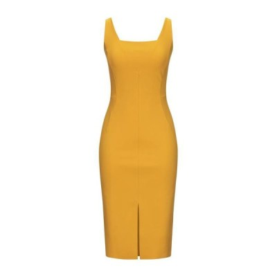 CHIARA BONI LA PETITE ROBE チューブドレス ファッション  レディースファッション  ドレス、ブライダル  パーティドレス イエロー