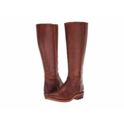 Frye フライ レディース 女性用 シューズ 靴 ブーツ ロングブーツ Billy Inside Zip Tall Caramel Antique Pull Up Leather【送料無料】