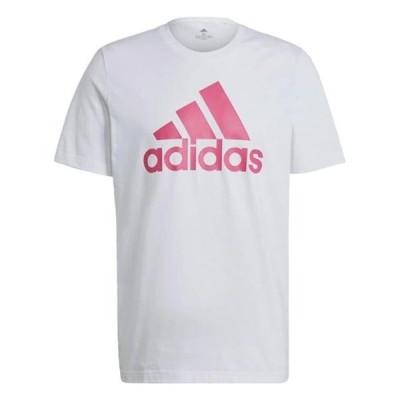 アディダス シャツ メンズ トップス Essentials Big Logo T-Shirt Mens