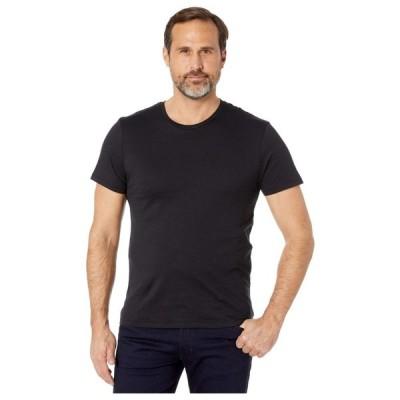 オルタナティヴ Alternative メンズ Tシャツ トップス Organic Crew True Black