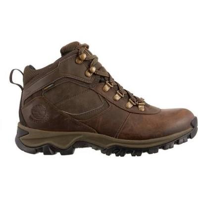 ティンバーランド メンズ ブーツ・レインブーツ シューズ Timberland Men's Mt. Maddsen Mid Waterproof Hiking Boots