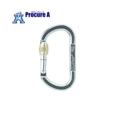 ALPIN OVAL ASYMM XL スクリューロック 線径13.5 シルバー TP11AK ▼767-2161 AUSTRIALPIN社