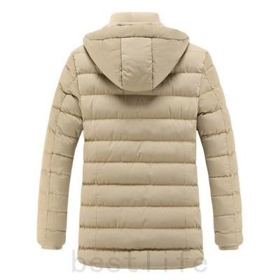 中綿コートメンズダウンコートモッズコート防寒ジャケットフード付き厚手大きいサイズ暖かいカジュアル冬服冬物2020新作