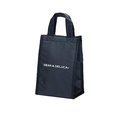 DEAN&DELUCA クーラーバッグ ブラックS 保冷バッグ ファスナー付き コンパクト お弁当