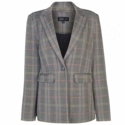 レーベルラボ Label Lab レディース ジャケット アウター Jacket Grey