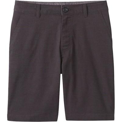 プラーナ ハーフ&ショーツ メンズ ボトムス Prana Men's McClee 8.5 Inch Short Charcoal