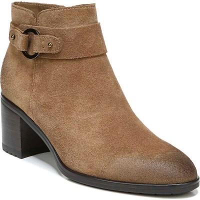 ナチュラライザー Naturalizer レディース ブーツ ブーティー シューズ・靴 Lydia Booties Warm Oat Suede