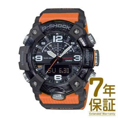 【正規品】CASIO カシオ 腕時計 GG-B100-1A9JF メンズ G-SHOCK Gショック MUDMASTER マッドマスター Bluetooth対応