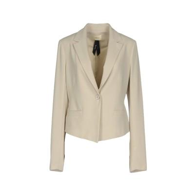 TOY G. テーラードジャケット ライトグレー 46 ポリエステル 90% / ポリウレタン 10% テーラードジャケット