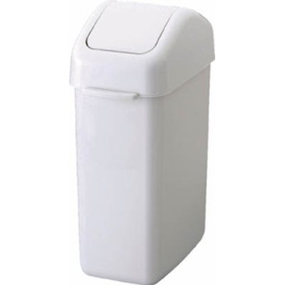 TRUSCO スイングペール 25.0L グレー【TPRA160】(清掃用品・ゴミ箱)