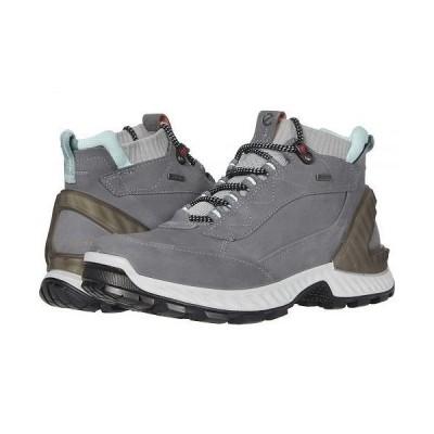 ECCO Sport エコー スポーツ レディース 女性用 シューズ 靴 ブーツ ハイキング トレッキング Exohike High - Titanium/Concrete