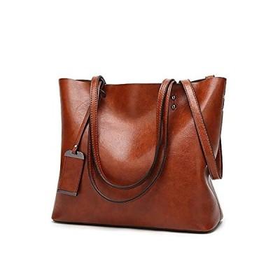 ALARION Women Top Handle Satchel Handbags Shoulder Bag Messenger Tote Bag P
