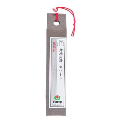 Tulip 薄地用針 アソート THN-60