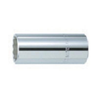 水戸工機 3/4 スペアソケット ディープ (12P) 23mm 6ML−23 1個 (メーカー直送)