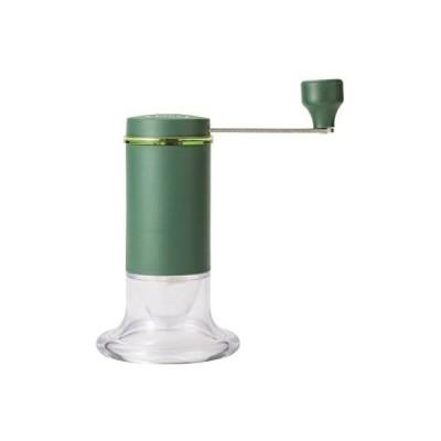 京セラ ミル 手動 セラミック 緑茶 煎茶 専用 粗さ調節 分解洗浄 OK 水出し お湯出し 茶葉 節約 日本製 Kyocera CM-50GT