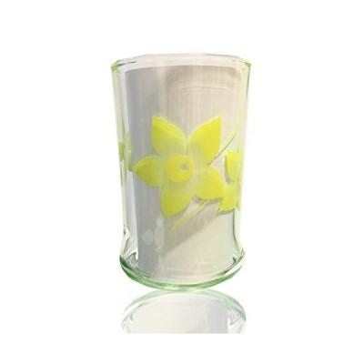 アデリア aderia コップ グラス こども レトロ 昭和レトロ 刻印あり 桔梗