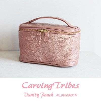 0420389517 CarvungTribes Vanity Pouch カービングトライブス 送料無料 21SS