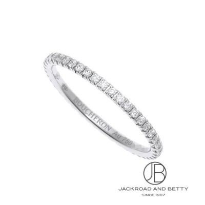 ブシュロン BOUCHERON エピュール 1ロウ ダイヤモンド リング #60 19.5号 JAL01181 新品 ジュエリー ブランドジュエリー