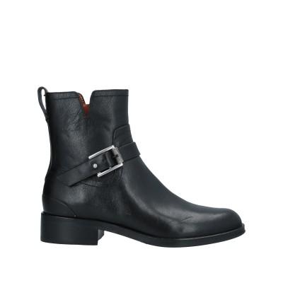 ラグアンドボーン RAG & BONE ショートブーツ ブラック 36 革 ショートブーツ