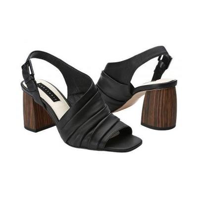 Sanctuary サンクチュアリ レディース 女性用 シューズ 靴 ヒール Revup - Black Nappa Leather