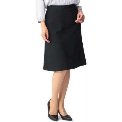 着まわしセットアップ ツイードセミフレアスカート