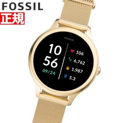 フォッシル FOSSIL スマートウォッチ ウェアラブル 腕時計 レディース ジェネレーション5E GEN 5E SMARTWATCH FTW6069