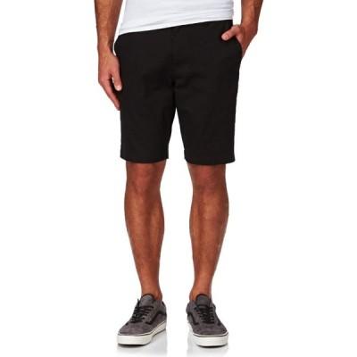 ボルコム Volcom メンズ ショートパンツ ボトムス・パンツ frickin modern stretch shorts Black