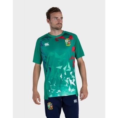 カンタベリー Canterbury メンズ Tシャツ トップス british & irish lions 2021 graphic t-shirt green