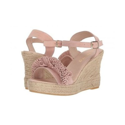 Sesto Meucci レディース 女性用 シューズ 靴 ヒール 8476-A - Mid Pink Suede (Dusty Pink)