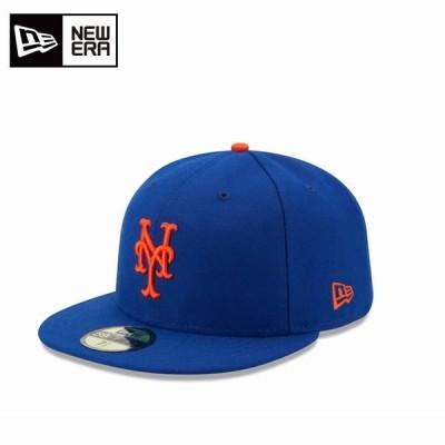 ニューエラ キャップ 帽子 メンズ レディース 59FIFTY フィフティー MLB メジャーリーグ ベースボール オンフィールド ニューヨーク・メッツ 11449356 NEW ERA