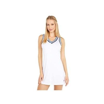 フィラ Heritage Tennis Dress レディース ドレス White/White