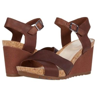 クラークス Clarks レディース サンダル・ミュール シューズ・靴 Flex Sun Tan Leather
