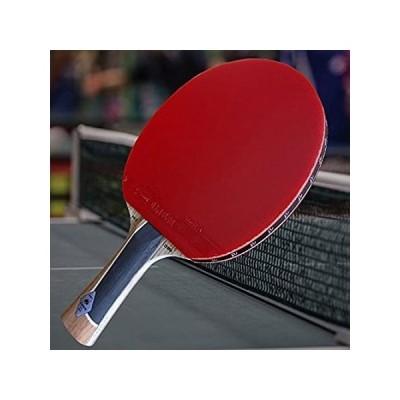 【送料無料】Gambler Custom Professional Table Tennis Pro Competitor Paddle with Zebrawo【並行輸入品】