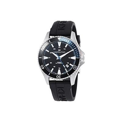 [ハミルトン] 腕時計 カーキネイビー 機械式自動巻 H82315331 メンズ 正規輸入品