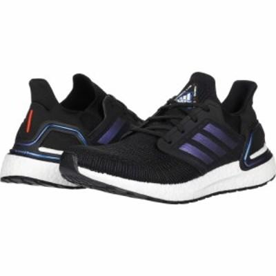 アディダス adidas Running メンズ シューズ・靴 Ultraboost 20 Core Black/Boost Blue Violet Metallic/Footwear White