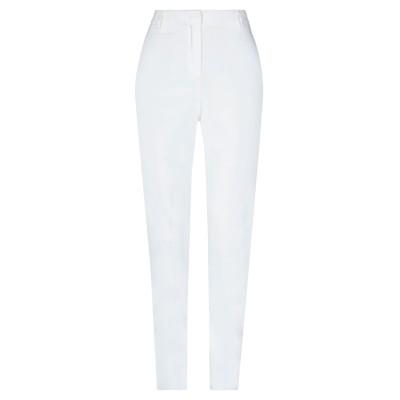 カオス KAOS パンツ ホワイト 40 コットン 52% / ナイロン 40% / ポリウレタン 8% パンツ