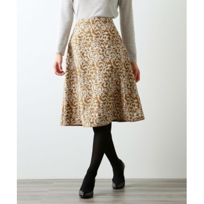 AMACA / オーナメントエンブロイダリースカート WOMEN スカート > スカート