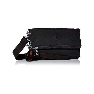 Kipling Women's Lynne 3-in-1 Convertible Crossbody Bag, True Black, One Siz