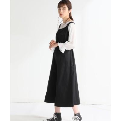 【ハニーズ】 アシメジャンスカ レディース ブラック L Honeys