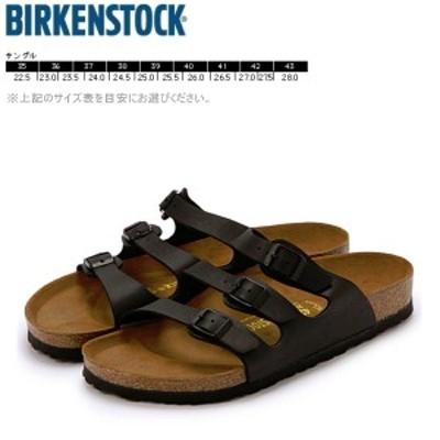 ビルケンシュトック フロリダ BIRKENSTOCK Florida メンズ・レディース サンダル ブラック 黒 レディース靴 メンズ靴 定番 おしゃれ カジ
