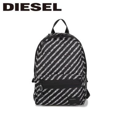 DIESEL ディーゼル リュック バッグ バックパック メンズ MIRANO ブラック 黒 X06264-PR390
