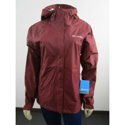columbia コロンビア ファッション 衣類 NWT Womens M-XL Columbia Gable Pass Waterproof Rain Shell Jacket Red Element