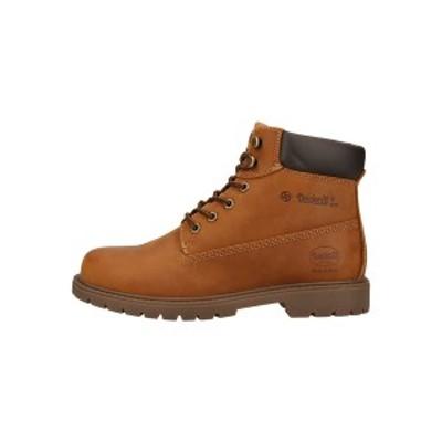 ドッカーズ メンズ ブーツ&レインブーツ シューズ Lace-up ankle boots - reh reh