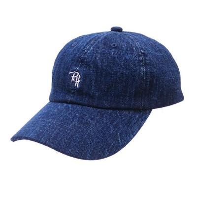 新品 ロンハーマン Ron Herman RH DENIM CAP キャップ INDIGO インディゴ 265001412017 ヘッドウェア