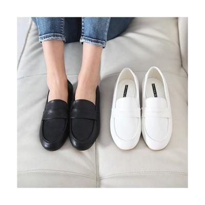 ローファー 女性用 ファッション レディース 靴 30代 40代