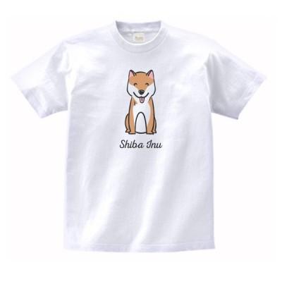 柴犬 動物・生き物 Tシャツ