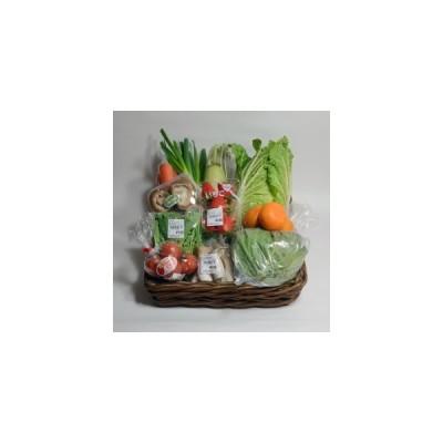 ふるさと納税 FY-02 大師の里のとれたて旬の野菜と果物の詰め合わせ 三重県多気町
