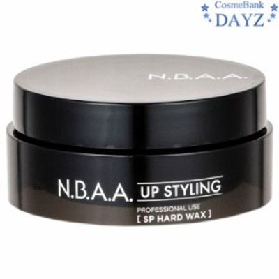 N.B.A.A アップスタイリング ハードワックス|ヘアスタイリング剤|ヘアワックス・ハードワックス|エヌ・ビー・エー・エー|ジェニュイ