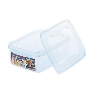リス『においの漏れにくいぬか漬けシール容器』 ぬか漬けシール容器 角3.5型 クリア