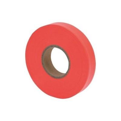 シンワ測定 4960910741638 マーキングテープ 15mm×50m蛍光オレンジ 74163